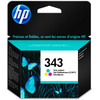HP 343 Cartridges Combo Pack