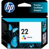 HP 22 Cartridges Combo Pack