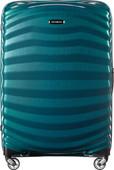 Samsonite Lite-Shock Spinner 81 cm Petrolblau