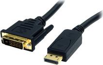StarTech DisplayPort-auf-DVI-D-Kabel, 1,8 Meter