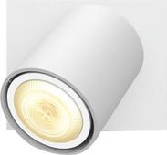 Philips Hue Runner oberflächenmontierter Spot White Ambiance 1er-Spot Weiß Bluetooth