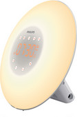 Philips Wake-Up Light HF3506/05 Silber