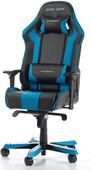 DXRacer KING Gaming Chair Schwarz/Blau