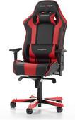 DXRacer KING Gaming Chair Schwarz/Rot