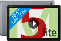 Huawei MediaPad M5 Lite 10.1 32 GB WLAN + 4G Grau