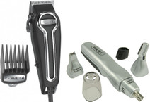 Wahl Elite Pro Clipper + Wahl Triple Head Nasenhaartrimmer