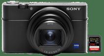 Sony Cybershot DSC-RX100 VI + SanDisk 256 GB Speicherkarte