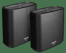 Asus ZenWifi AC CT8 Schwarz Doppelpack