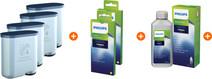Philips Saeco Pflegepaket 1 Jahr