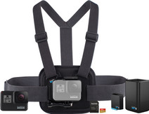 GoPro HERO 7 Black - Chest Mount Set