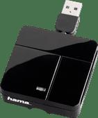 Hama Multicardreader All-in-One Schwarz