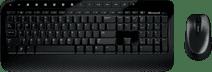 Microsoft 2000 kabellose Tastatur und Maus Qwertz