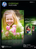 HP Everyday Glossy Photo Paper 100 Blatt (A4)