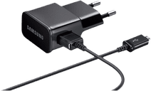Samsung Micro-USB-Ladegerät in Schwarz