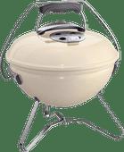 Weber Smokey Joe Premium Elfenbeinfarbig