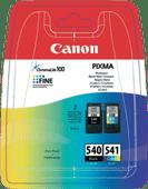 Canon PG-540 / CL-541 Patronen Kombipack