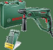 Bosch PBH 2100 RE + 6-teiliges SDS-Plus Bohrerset