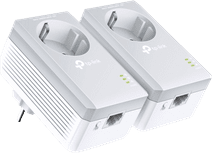 TP-Link TL-PA4010P Kein WLAN 600 Mbit/s 2 Adapter