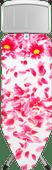 Brabantia Bügelbrett C 124 x 45 cm Pink Santini