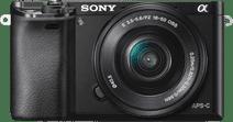 Sony Alpha A6000 Schwarz + PZ 16¿50 mm OSS