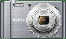 Sony CyberShot DSC-W810 Silber