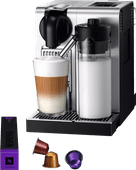 De'Longhi Nespresso Lattissima Pro EN750 Silber