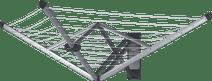 Brabantia Wandwäschetrockner WallFix 24 Meter mit Schutzhülle