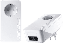 Devolo dLAN 550 Duo + Kein WLAN 500 Mbit/s 2 Adapter