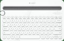Logitech Multi Device Tastatur K480 Weiß Qwertz