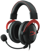 Kingston HyperX Cloud II Rot