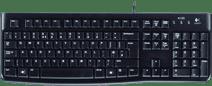 Logitech K120 Tastatur QWERTZ