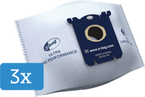 Philips S-Bag FC8027/01 Ultra Long Performance (3 Stück)