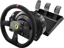 Thrustmaster T300 Ferrari Integral Racing Wheel Alcantara Edition