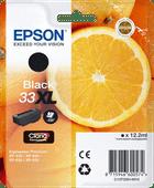 Epson 33XL Patrone Schwarz