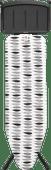 Bügelbrett 124 x 38 cm Pauline mit robustem Dampfgeneratorenhalter