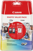 Canon PG-540XL / CL-541XL Value Pack