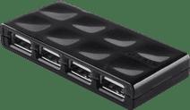 Belkin 4 Ports Quilted USB 2.0 Hub Netzstrom