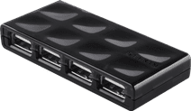 Belkin 7 Ports Quilted USB 2.0 Hub Netzstrom