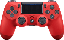 Sony DualShock 4 Controller PS4 V2, Rot