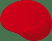 Trust BigFoot Gel Mauspad - Rot