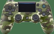Sony DualShock 4 Controller PS4 V2, Grün-Tarnfarbe