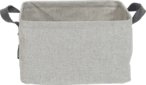 Faltbarer Brabantia-Wäschekorb, 35 Liter, Grau