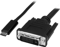 StarTech USB-C auf DVI Adapterkabel. 2 Meter