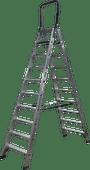 Zehnstufige ASC-Doppelstufenleiter