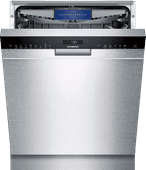 Siemens SN458S02ME / Einbau / Unterbau / Nischenhöhe 81,5 - 87,5 cm