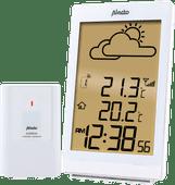 Alecto WS-2200 Wetterstation Weiß