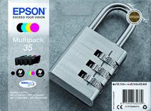 Epson 35 Cartridges Combo Pack