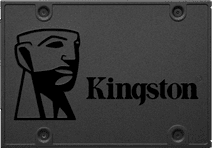 Kingston A400 SSD, 480 GB