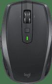 Logitech MX Anywhere 2S Kabellose mobile Maus Schwarz