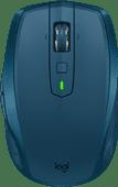 Logitech MX Anywhere 2S Kabellose mobile Maus Blau